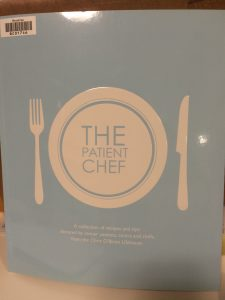 Cover image of 'The patient chef'.