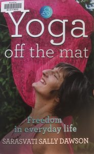 Cover image of Yoga off the mat