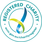 Australian Charities and Not-for-profits Commission Registered Charity logo