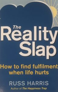 Cover image of Reality Slap by Russ Harris
